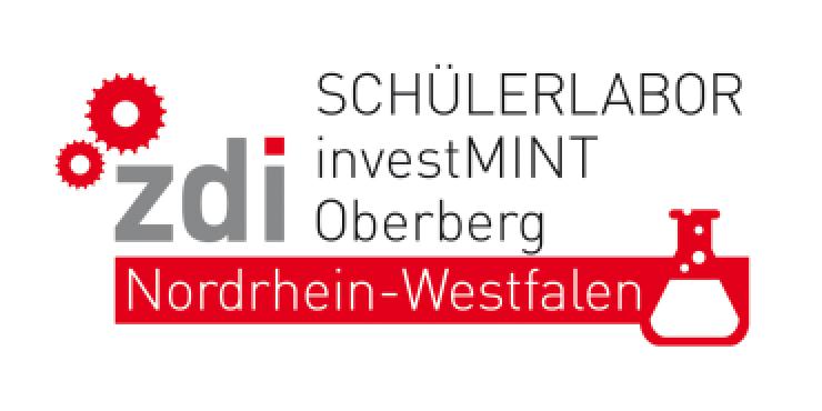 Logo des zdi-Schülerlabors investMINT